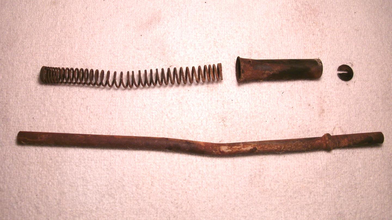 Emergency Brake 171 My Beetle Restoration