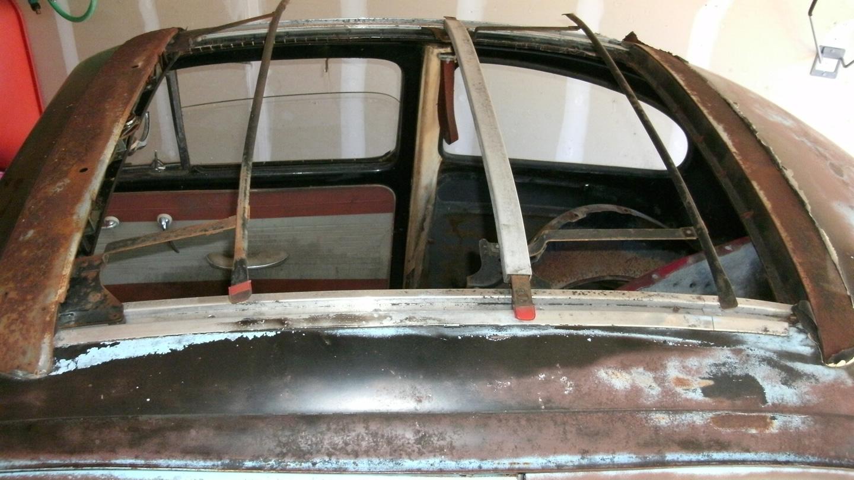 Sunroof 171 My Beetle Restoration